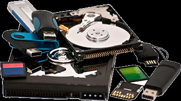 Repair hard drives. Tips and tricks