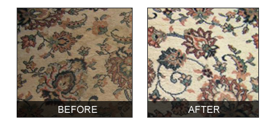 NYC silk rug cleaners