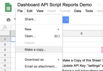 You Feel Easy with these Google Sheets for Reporting